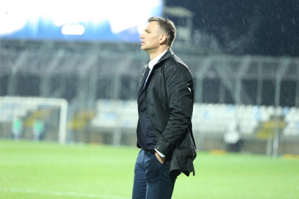 Trener Slavena Belupa Tomislav Stipić