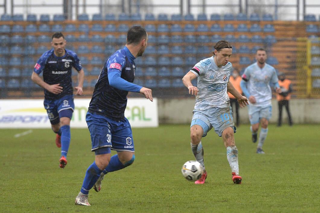 Lovro Majer u akciji