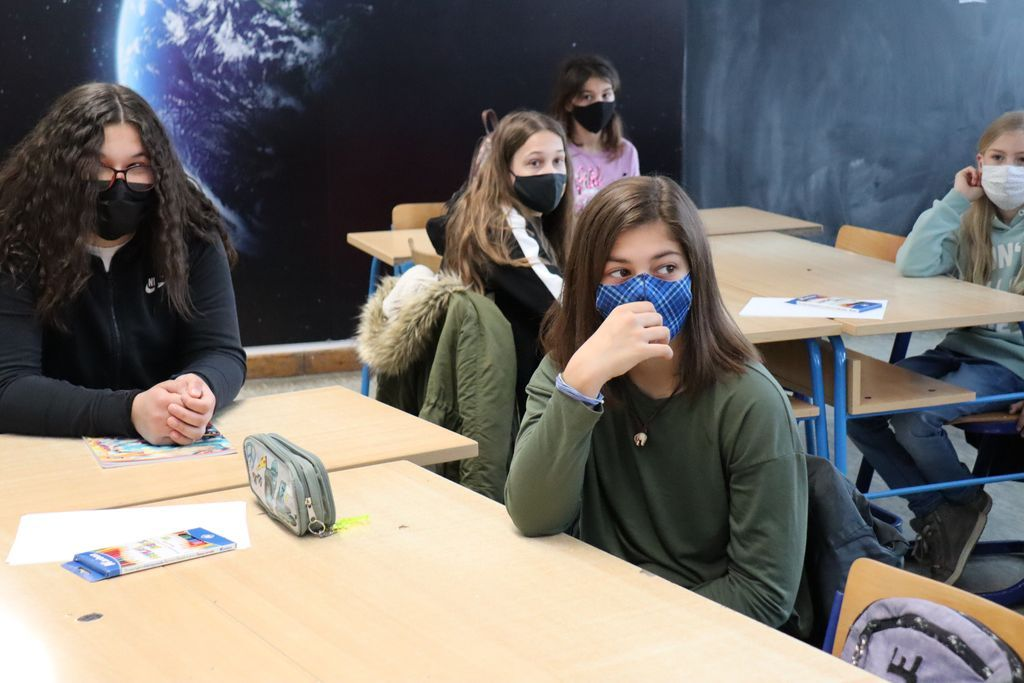 Koprivnički osnovnoškolci u projektu 'Knowledge Well'
