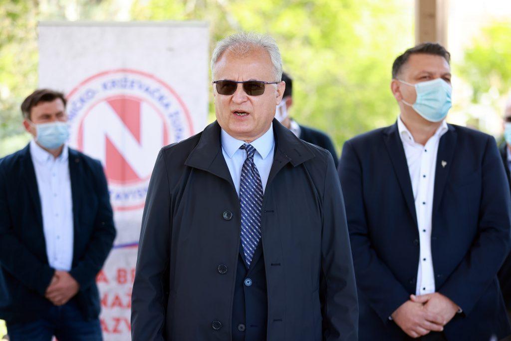 Kandidat za budućeg gradonačelnika Grada Koprivnice Josip Večenaj