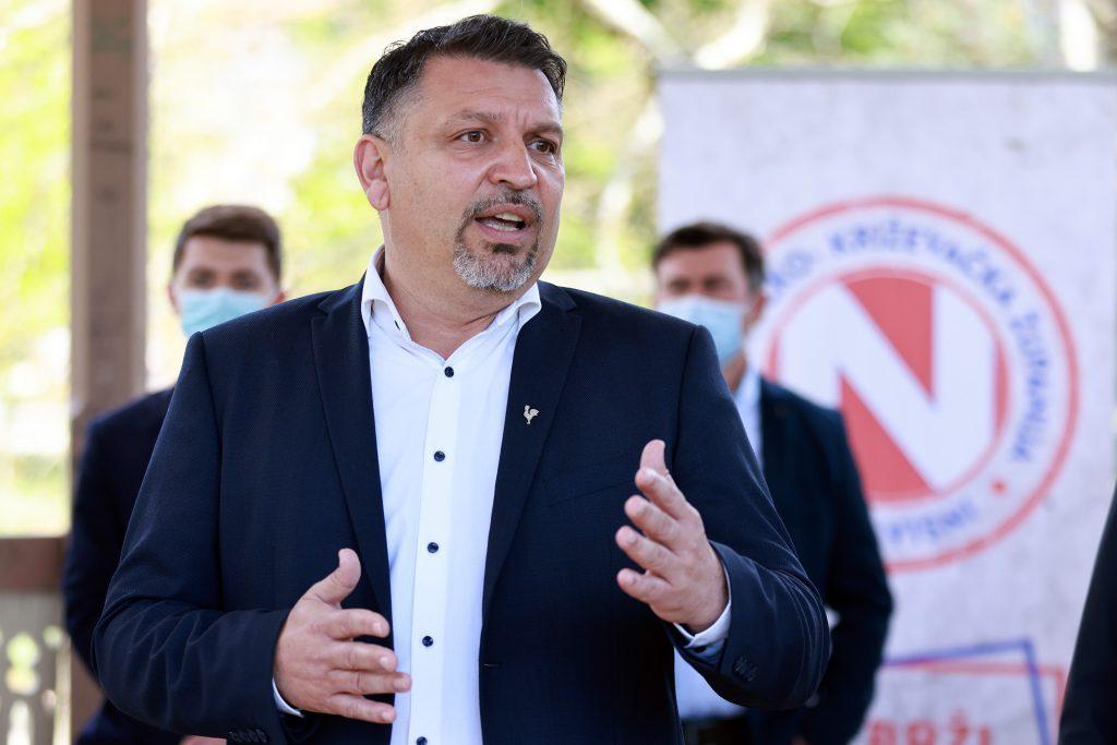 Kandidat za nezavisnog župana Koprivničko-križevačke županije, Željko Lacković