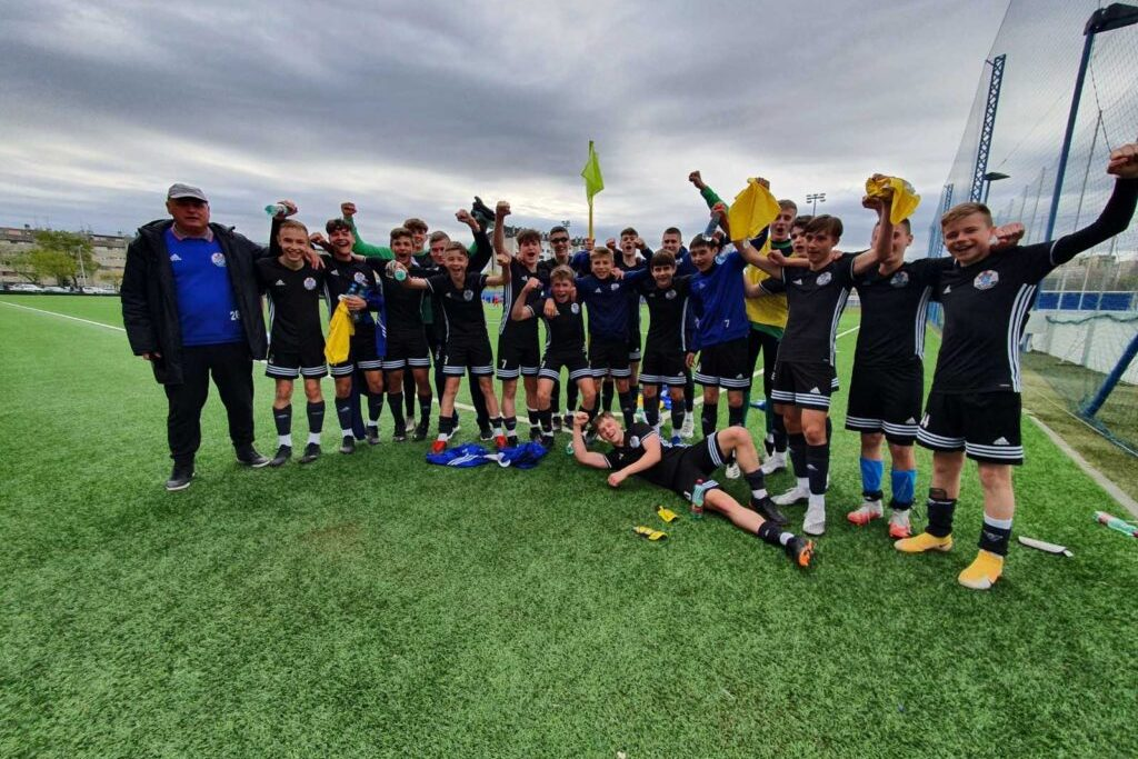 Slavlje mladih nogometaša Slavena Belupa