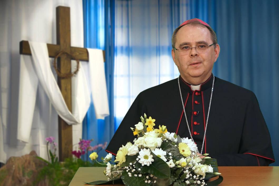 Varaždinski biskup mons. Bože Radoš