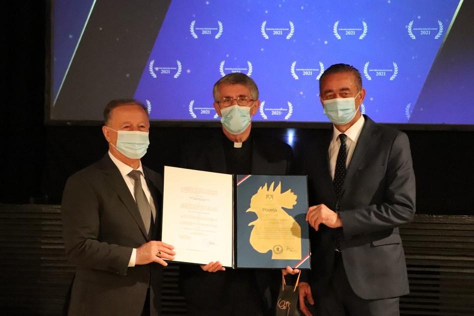 Dodjela javnih priznanja Koprivničko-križevačke županije