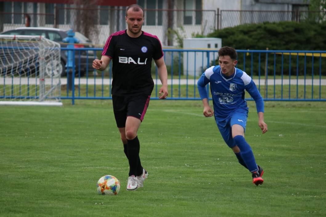 Domagoj Baričić u akciji
