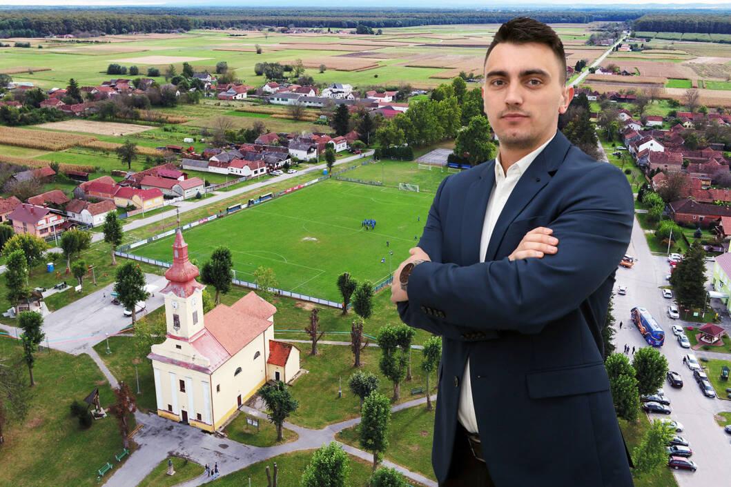 Jurica Karan, nezavisni kandidat za načelnika Općine Ferdinandovac