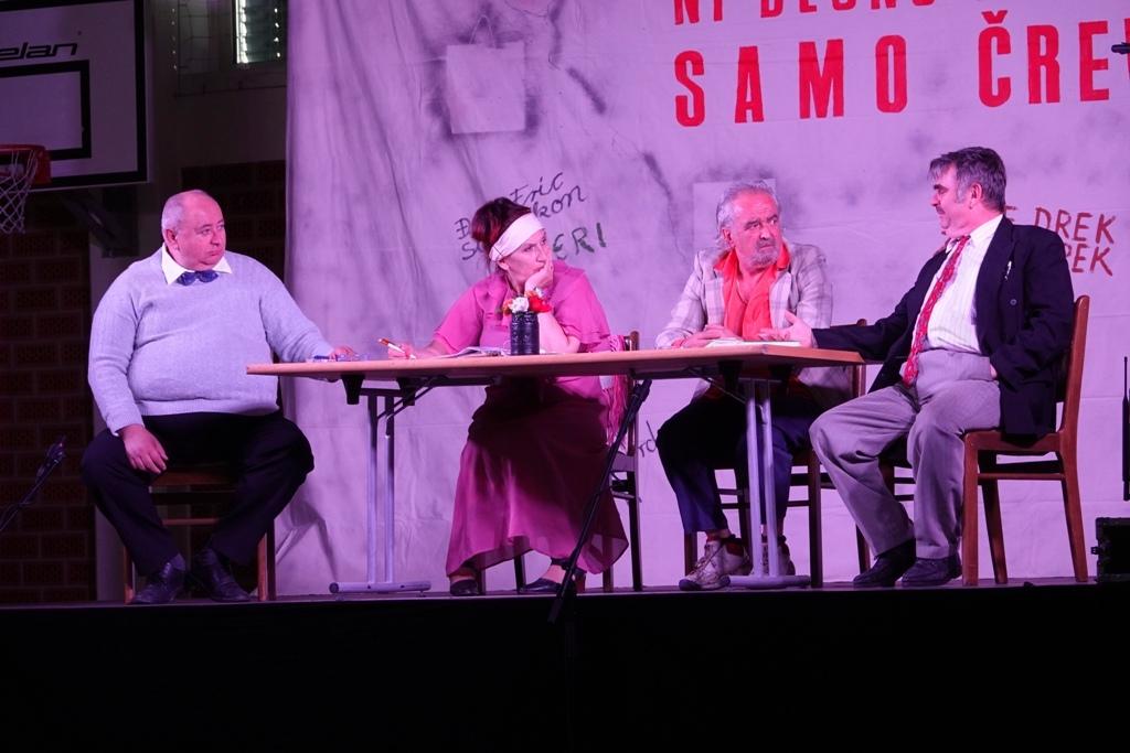 Kazališna predstava Skupština