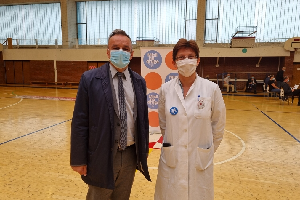 Ratimir Ljubić i Draženka Vadla