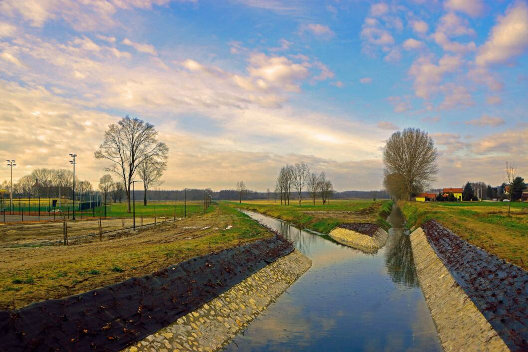 Šetnica uz kanal Čivićevac