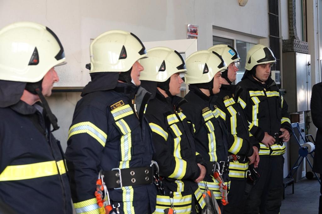 Đurđevački vatrogasci