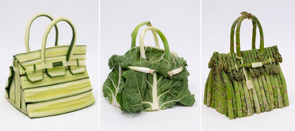 Birkin torbice od povrća