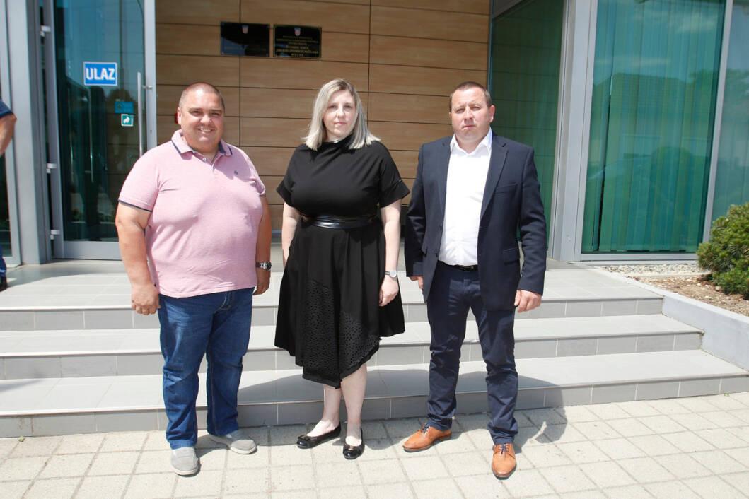 Zdravko Tuba, Valentina Kopričanec i Zdravko Ivančan