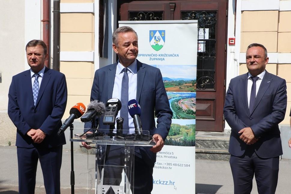 Darko Sobota, Darko Koren i Ratimir Ljubić