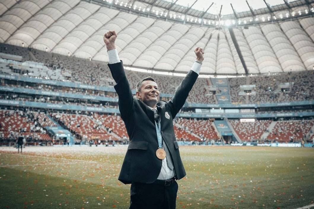 Dean Klafurić osvojio je dvostruku krunu s varšavskom Legijom