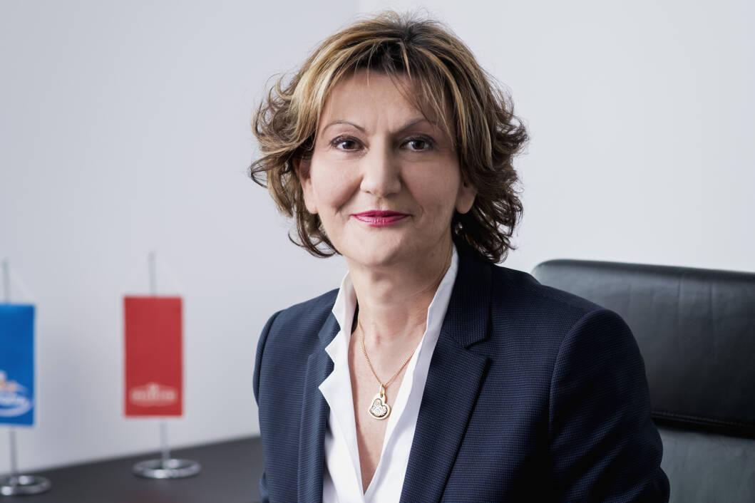 dr. sc. Martina Dalić, predsjednica Uprave Podravke