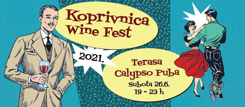 Koprivnica Wine Fest promo