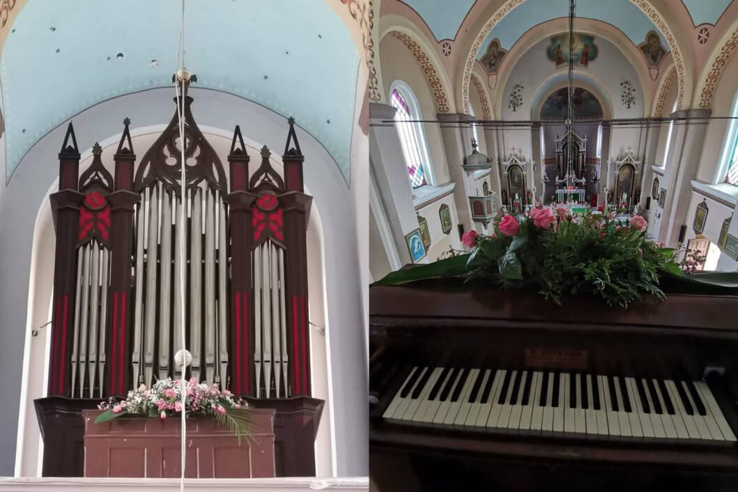 Obnovljene orgulje u župnoj crkvi u Donjim Mostima