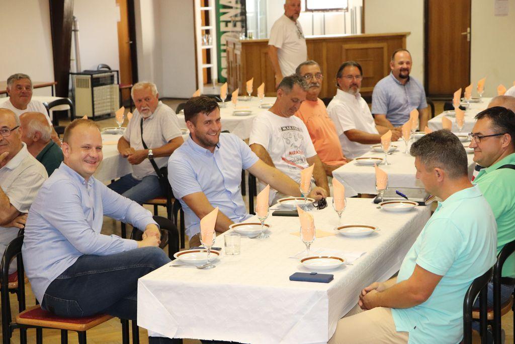 Skupština udruge vinogradara i voćara koprivničkog kraja Fran Galović