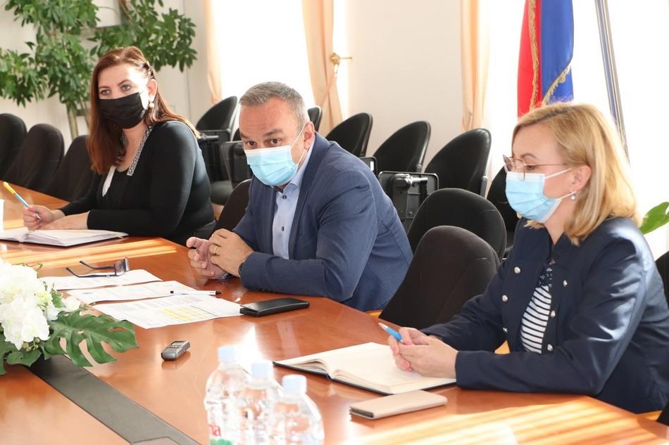 Članovi Stožera civilne zaštite Koprivničko-križevačke županije