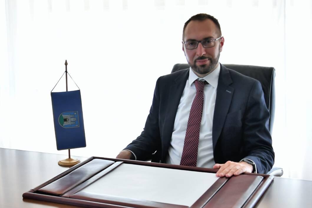 Tomislav Tomašević, gradonačelnik Zagreba