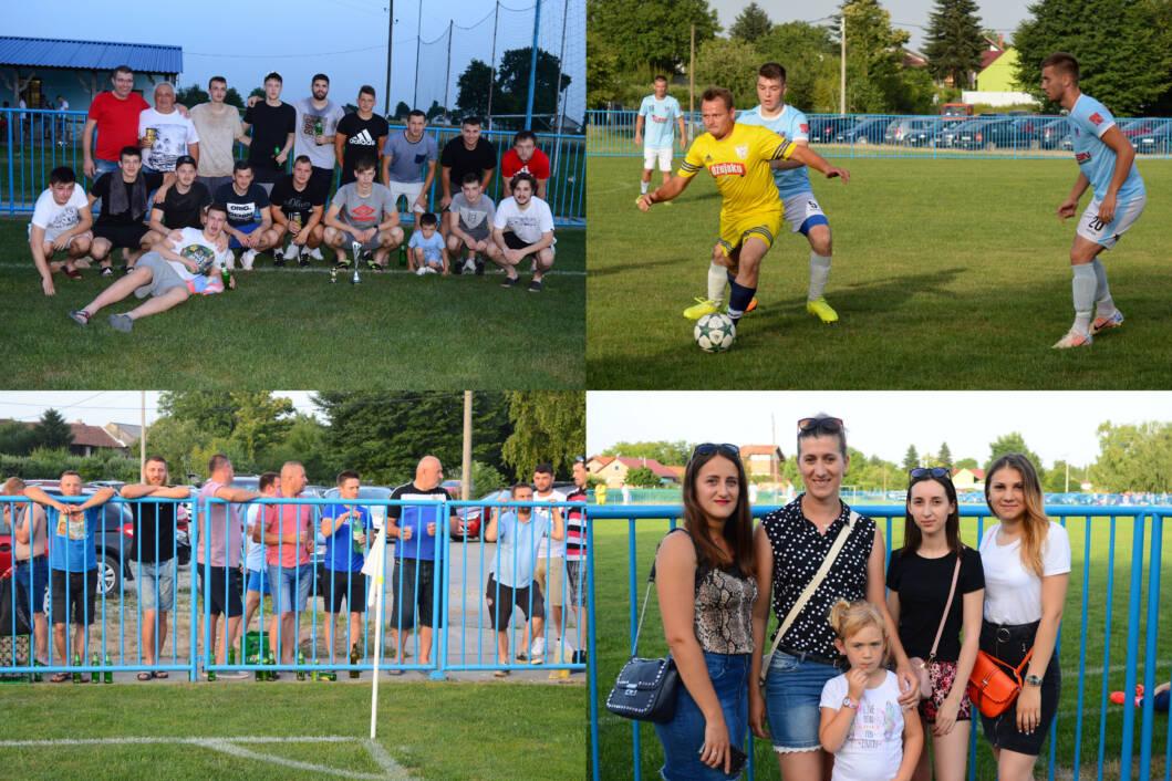Uzbudljivo je bilo na nogometnom turniru u Koprivničkom Ivancu