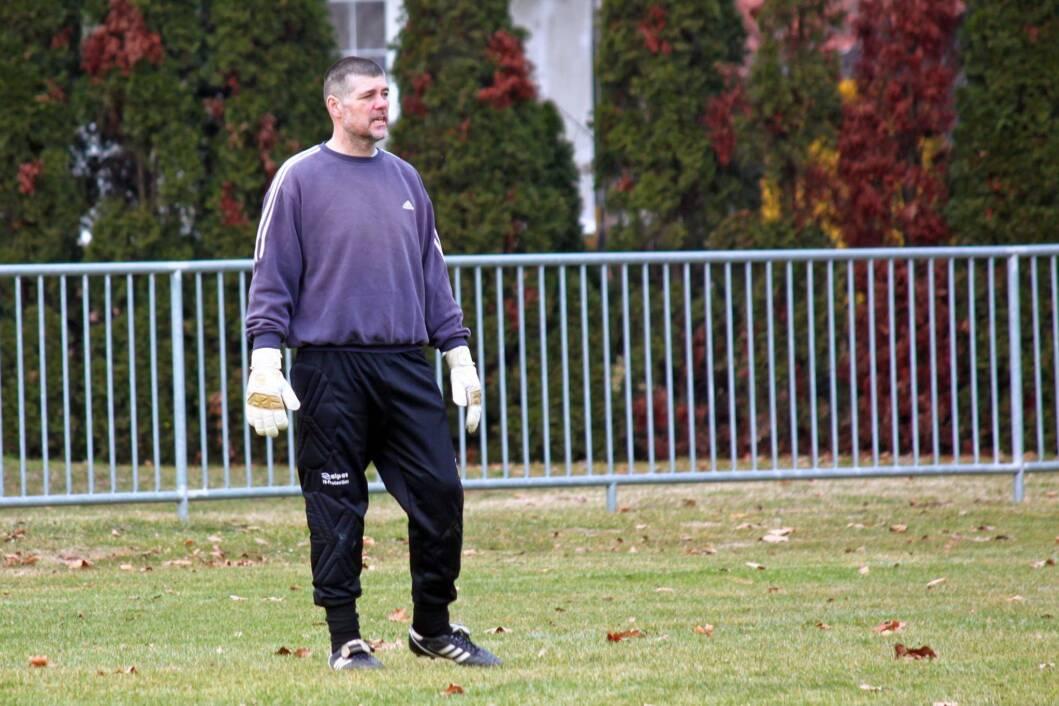 Dario Pecikozić legendarni je nogometni vratar