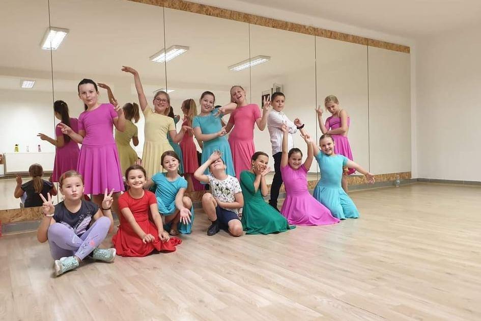 Dječja plesna radionica