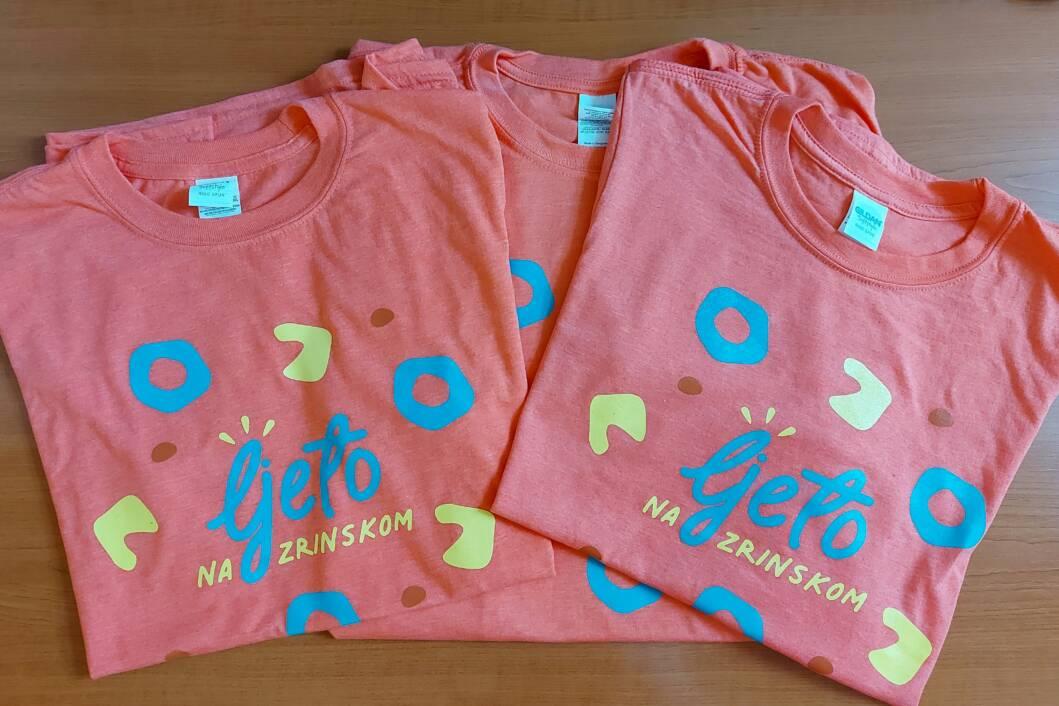 Majice Ljeto na Zrinskom