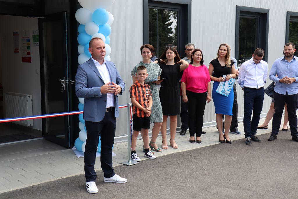 Direktor tvrtke POBIS Boris Poljak predstavio je vrijednu investiciju