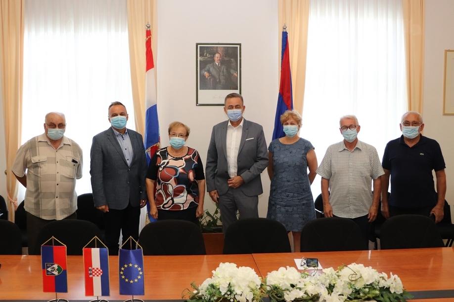 Sastanak s predstavnicima Matice umirovljenika
