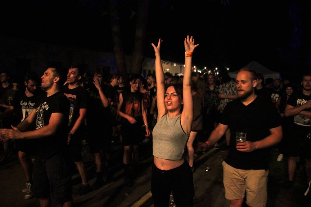 Sjajna atmosfera na koprivničkom RockLive festivalu