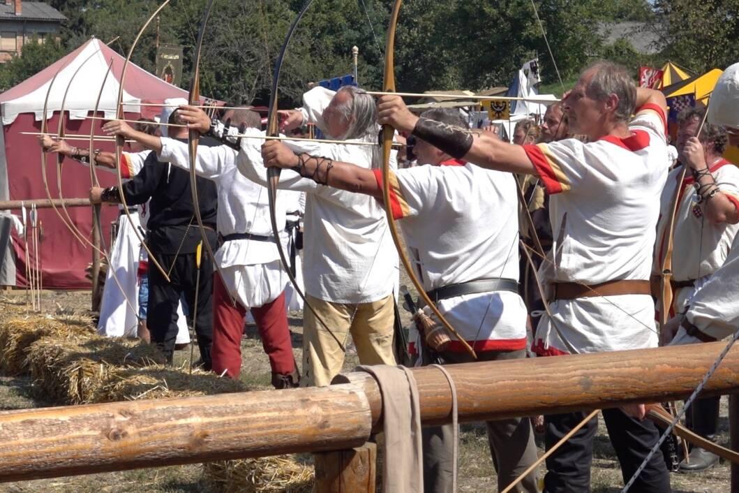 Srednjovjekovni streličari