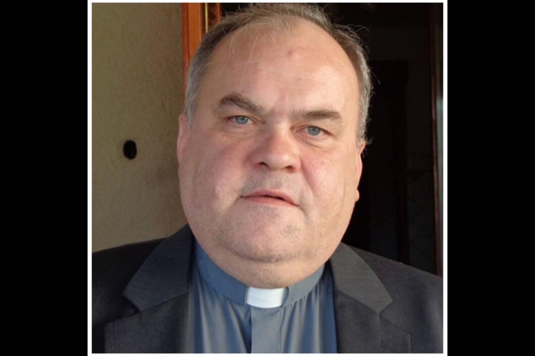 Vlč. mr. Stjepan Petika