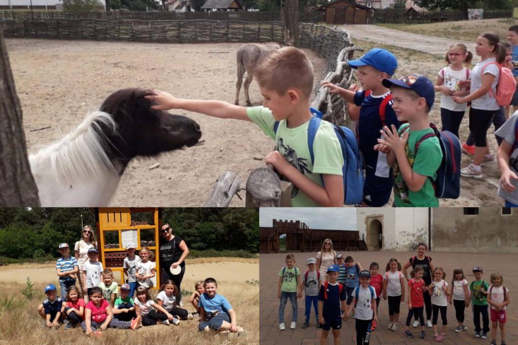 Mališani iz Drnja na izletu u Đurđevcu