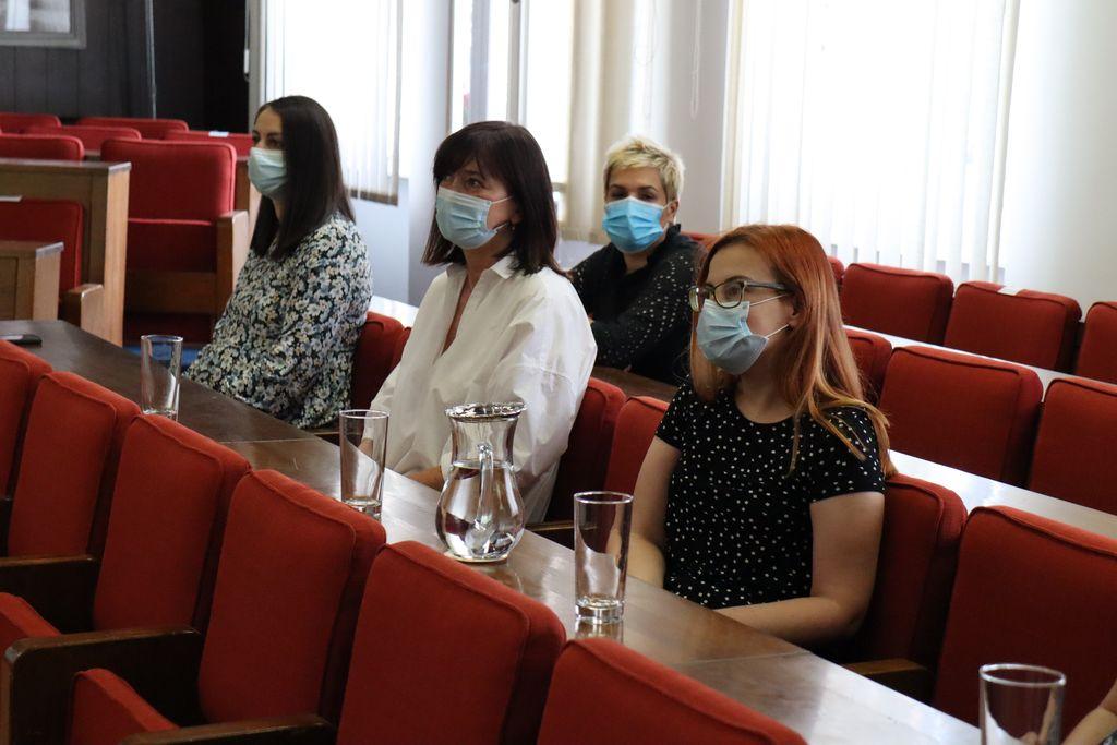 Sudionici završne konferencije projekta Odjek III