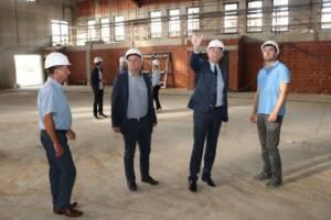 Nova sportska dvorana u Svetom Petru Orehovcu