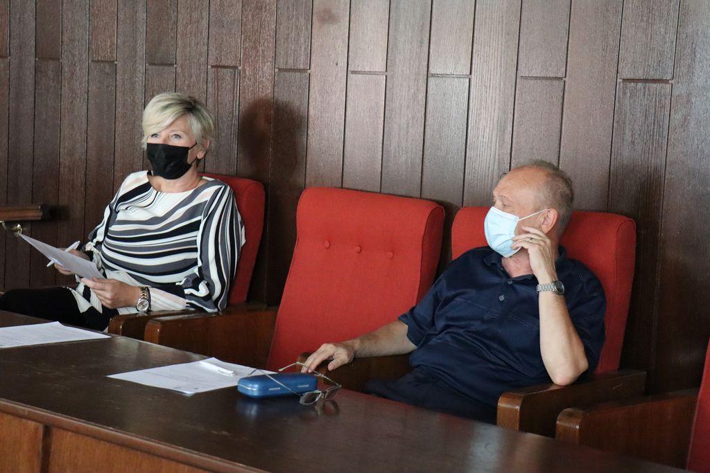 Ksenija Ostriž i Ivan Pal
