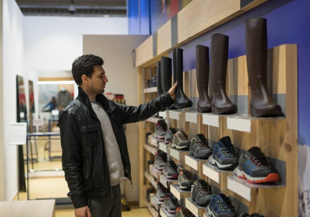 Muške gumene čizme