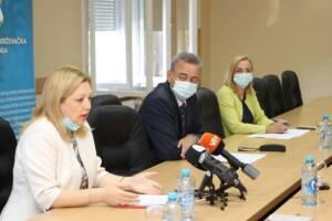 Melita Birčić, Darko Koren i Melita Ivančić