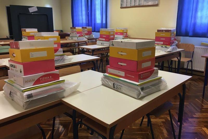 Općina Koprivnički Ivanec osigurala učenicima besplatne (radne) bilježnice i mape