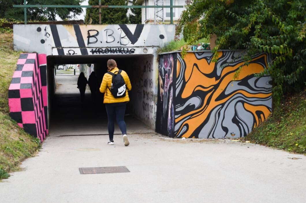 Street art festival u Koprivnici